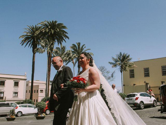 La boda de Juanje y Sarai en Santa Cruz De Tenerife, Santa Cruz de Tenerife 20