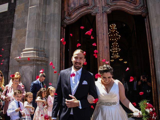 La boda de Juanje y Sarai en Santa Cruz De Tenerife, Santa Cruz de Tenerife 21