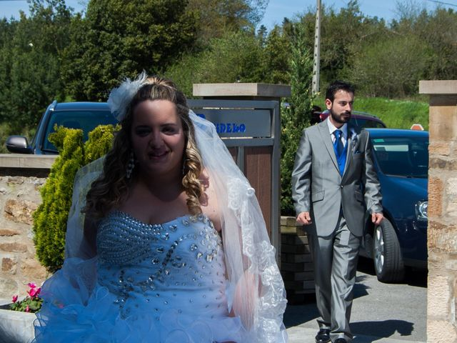 La boda de Joana y Iban en Salmanton, Álava 3