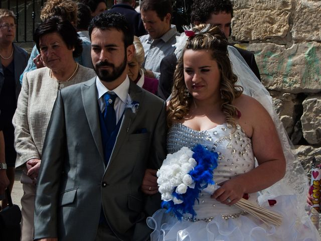 La boda de Joana y Iban en Salmanton, Álava 7