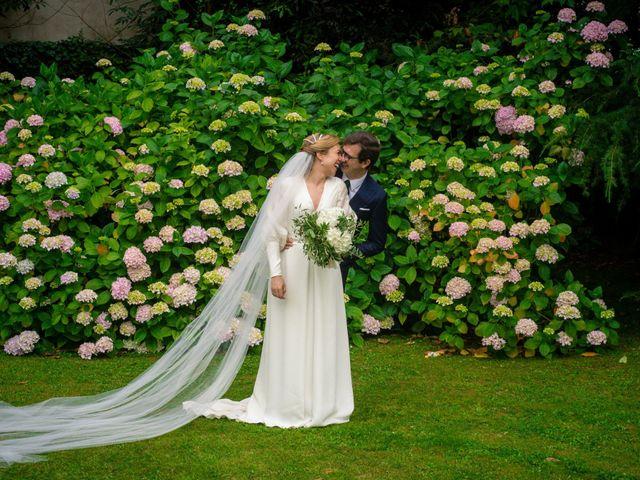 La boda de Covadonga y Filipe