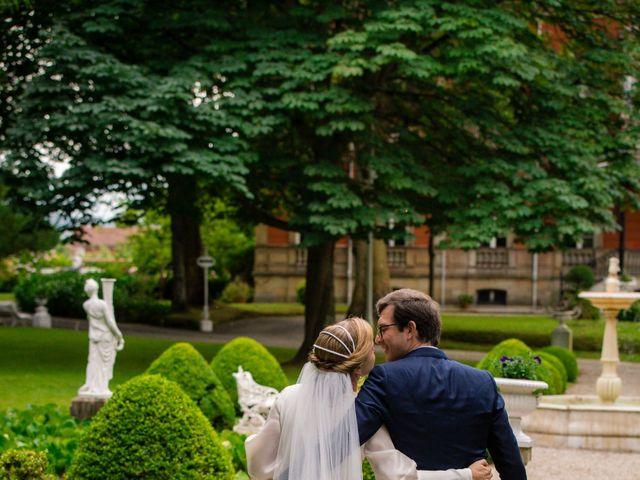 La boda de Filipe y Covadonga en Gijón, Asturias 18