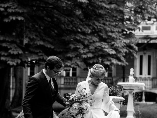 La boda de Filipe y Covadonga en Gijón, Asturias 19