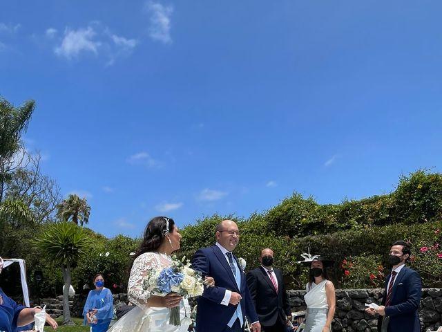 La boda de Isabel y Chisco en Guimar, Santa Cruz de Tenerife 1