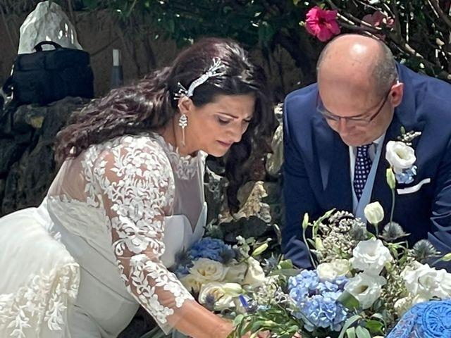 La boda de Isabel y Chisco en Guimar, Santa Cruz de Tenerife 2