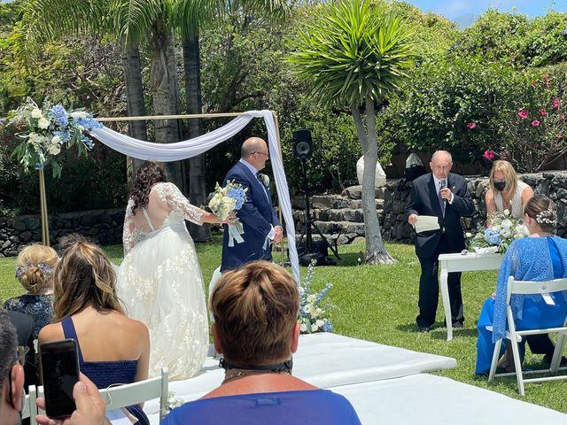 La boda de Isabel y Chisco en Guimar, Santa Cruz de Tenerife 3