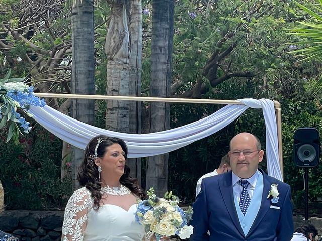 La boda de Isabel y Chisco en Guimar, Santa Cruz de Tenerife 4