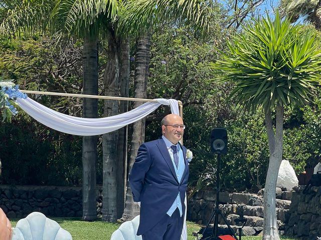 La boda de Isabel y Chisco en Guimar, Santa Cruz de Tenerife 7