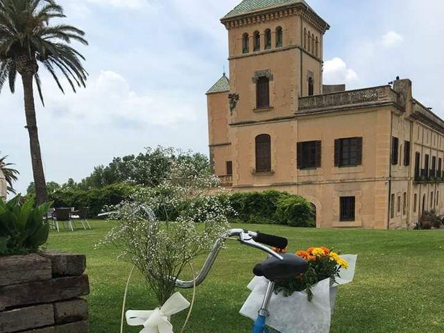 La boda de David y Marta en Banyeres Del Penedes, Tarragona 7