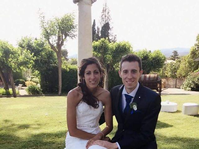 La boda de David y Marta en Banyeres Del Penedes, Tarragona 9