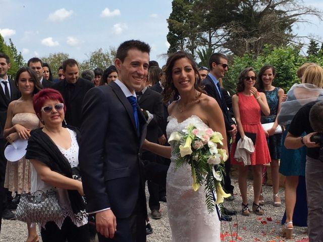 La boda de Marta y David