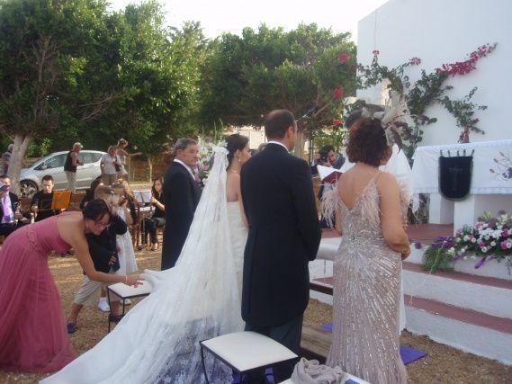 La boda de Loli y Enrique en Mojacar, Almería 5