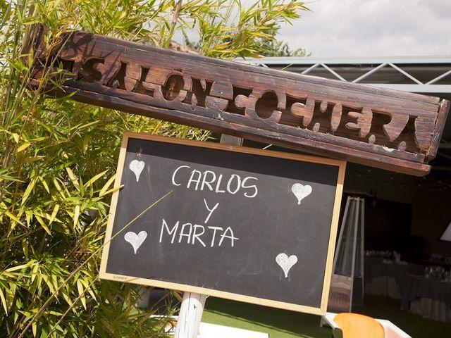 La boda de Carlos y Marta en Guadalajara, Guadalajara 2