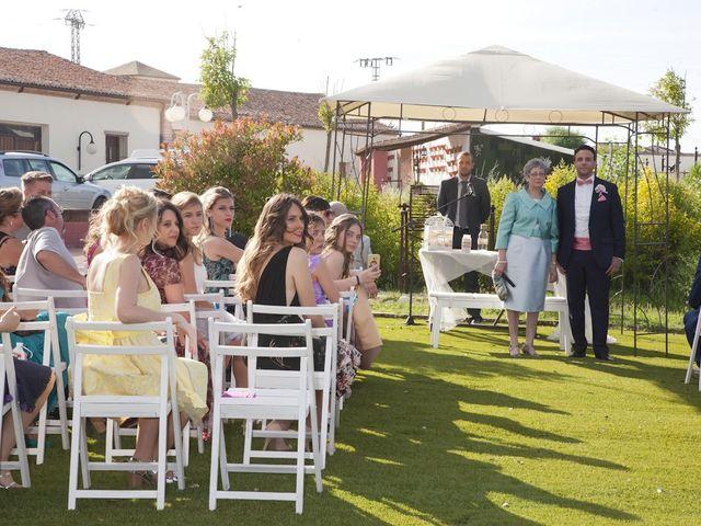 La boda de Carlos y Marta en Guadalajara, Guadalajara 15