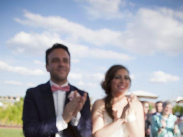 La boda de Carlos y Marta en Guadalajara, Guadalajara 19
