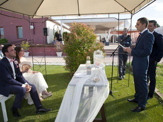 La boda de Carlos y Marta en Guadalajara, Guadalajara 20