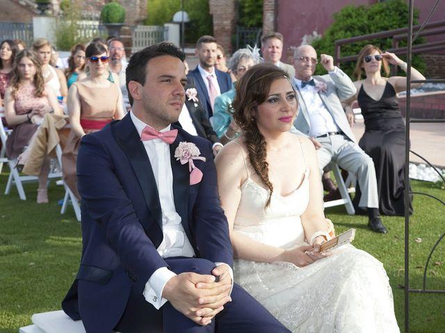 La boda de Carlos y Marta en Guadalajara, Guadalajara 21