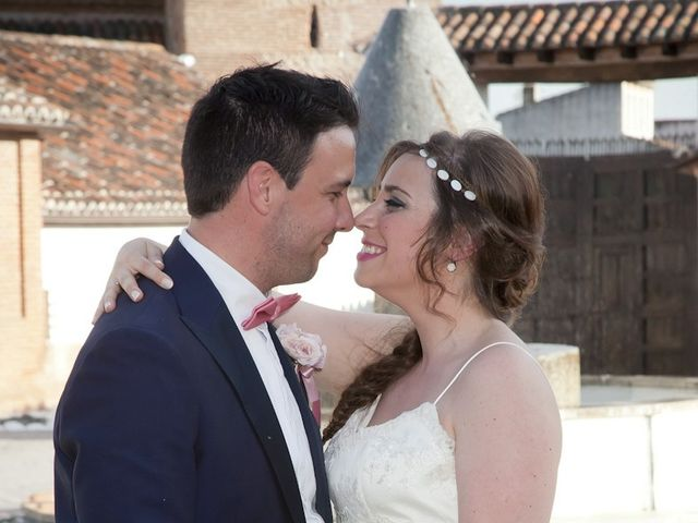 La boda de Carlos y Marta en Guadalajara, Guadalajara 25