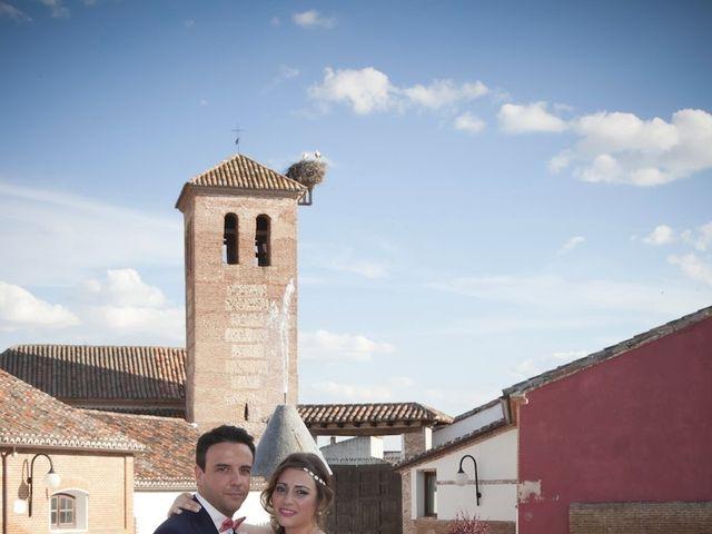 La boda de Carlos y Marta en Guadalajara, Guadalajara 26