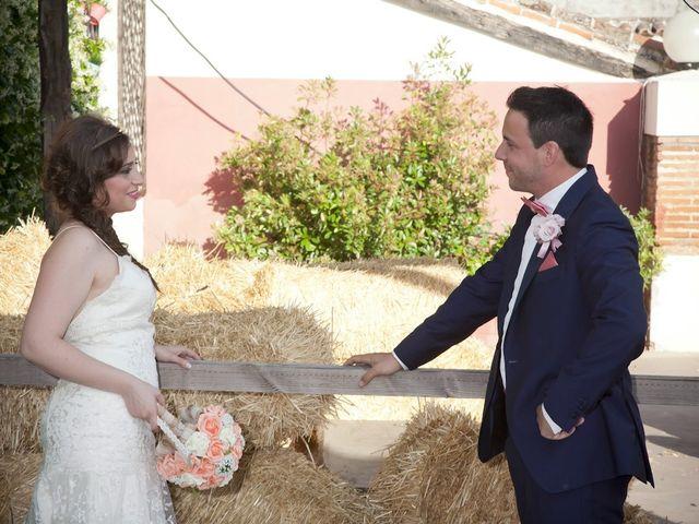 La boda de Carlos y Marta en Guadalajara, Guadalajara 27