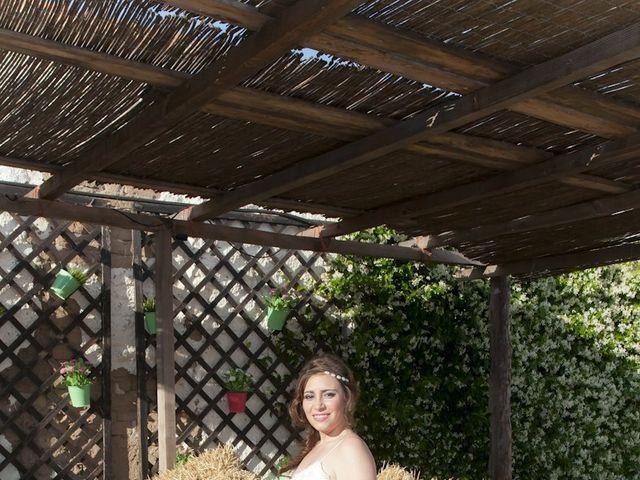 La boda de Carlos y Marta en Guadalajara, Guadalajara 30