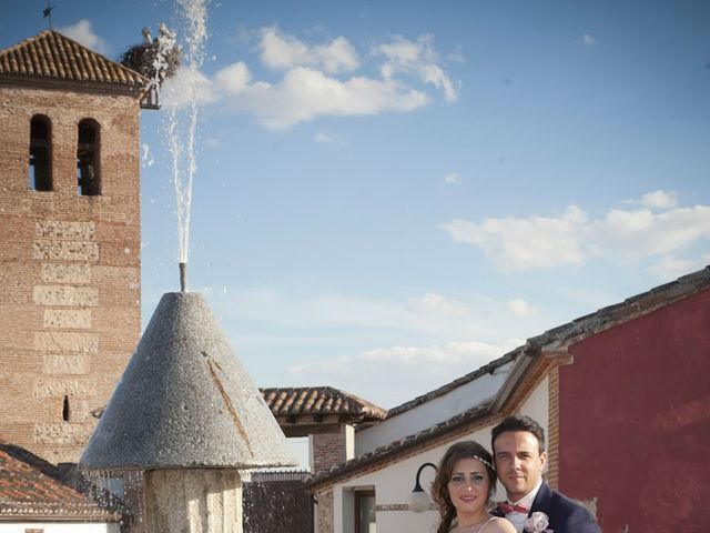 La boda de Carlos y Marta en Guadalajara, Guadalajara 31
