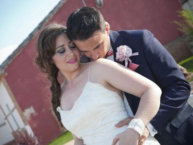 La boda de Carlos y Marta en Guadalajara, Guadalajara 32