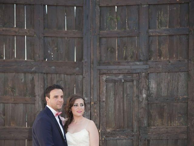La boda de Carlos y Marta en Guadalajara, Guadalajara 33