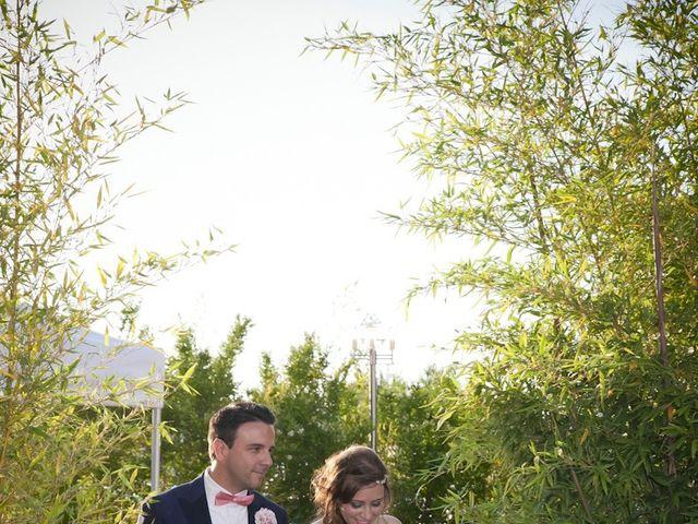 La boda de Carlos y Marta en Guadalajara, Guadalajara 39