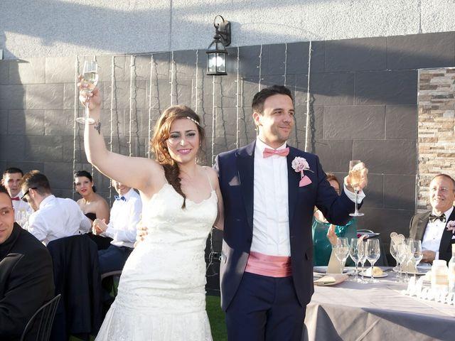 La boda de Carlos y Marta en Guadalajara, Guadalajara 40