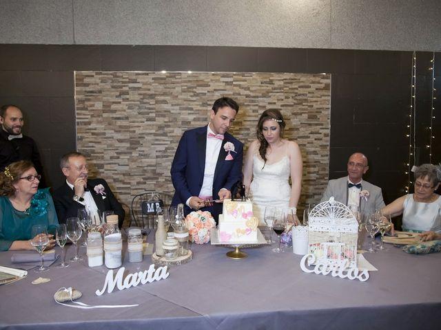 La boda de Carlos y Marta en Guadalajara, Guadalajara 44