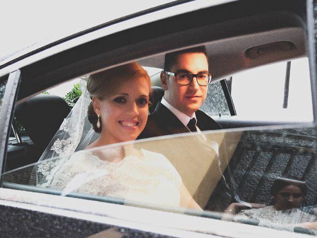 La boda de Cande y Miguel