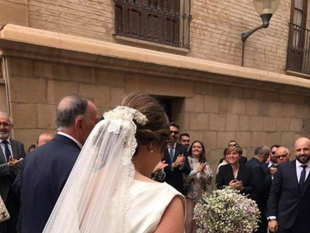 La boda de Miguel y Nuria en Alcañiz, Teruel 1
