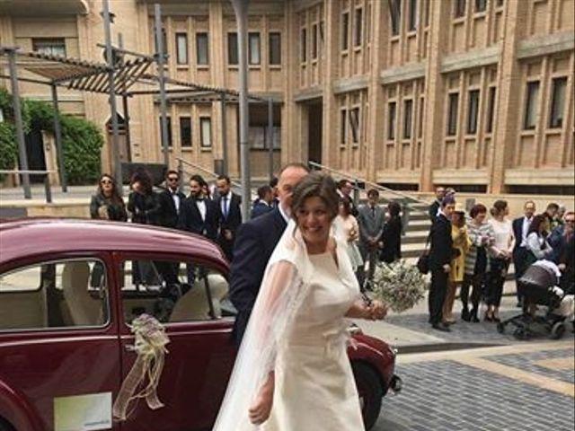 La boda de Miguel y Nuria en Alcañiz, Teruel 6
