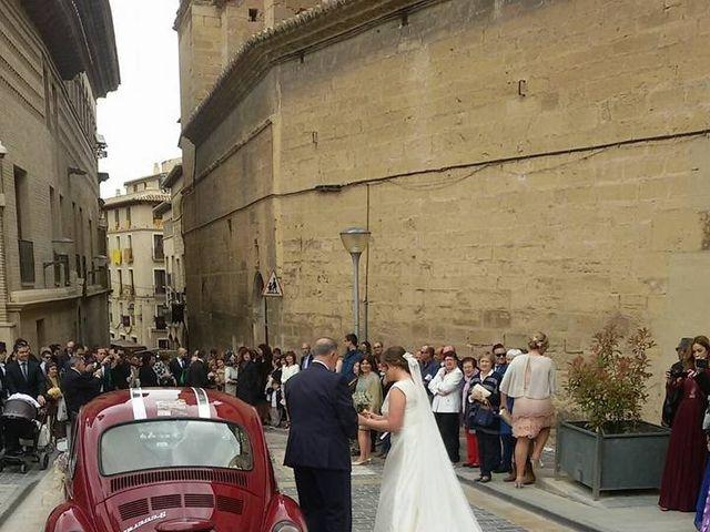 La boda de Miguel y Nuria en Alcañiz, Teruel 7