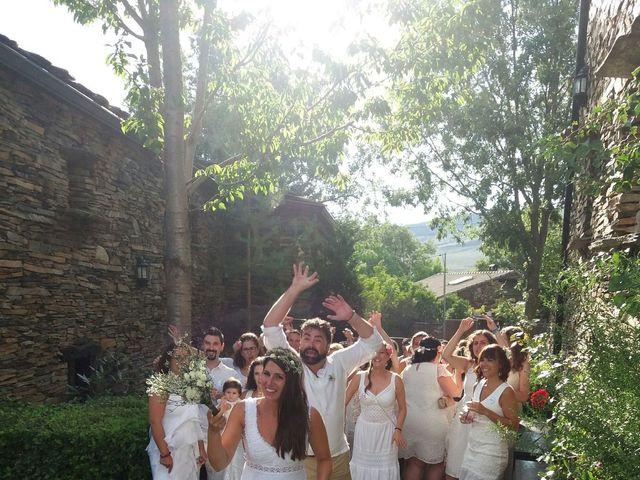 La boda de Nacho  y Olga  en Campillo De Ranas, Guadalajara 5
