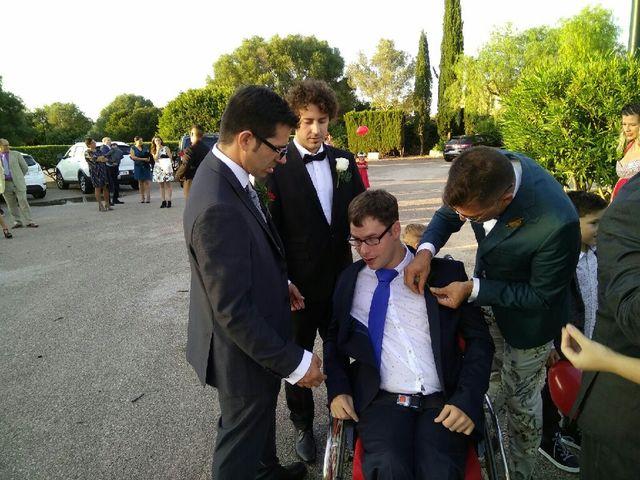 La boda de Antonio y Rebecca en Palma De Mallorca, Islas Baleares 14
