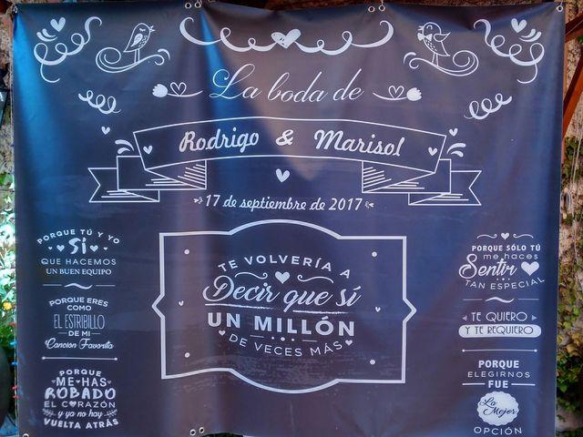 La boda de Rodrigo y Marisol en Rivas-vaciamadrid, Madrid 4