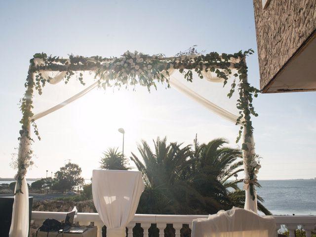 La boda de Diego y Luisa en San Fernando, Cádiz 3