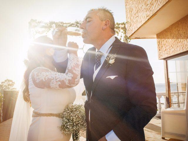 La boda de Diego y Luisa en San Fernando, Cádiz 12