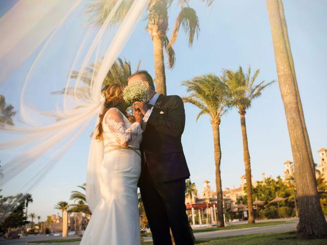 La boda de Luisa y Diego
