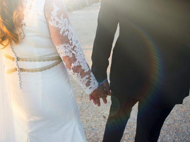 La boda de Diego y Luisa en San Fernando, Cádiz 1