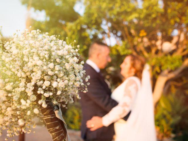 La boda de Diego y Luisa en San Fernando, Cádiz 2