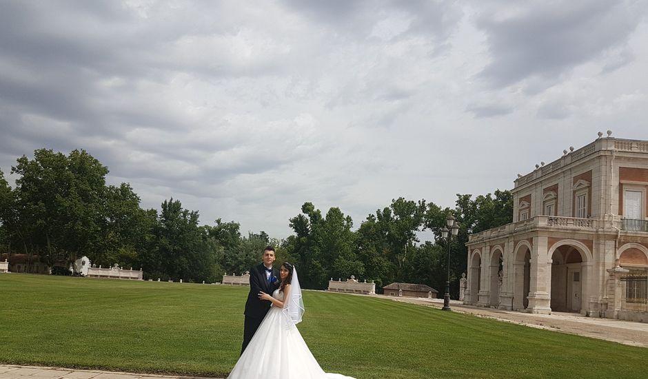 La boda de Adrian y Ana en Madrid, Madrid