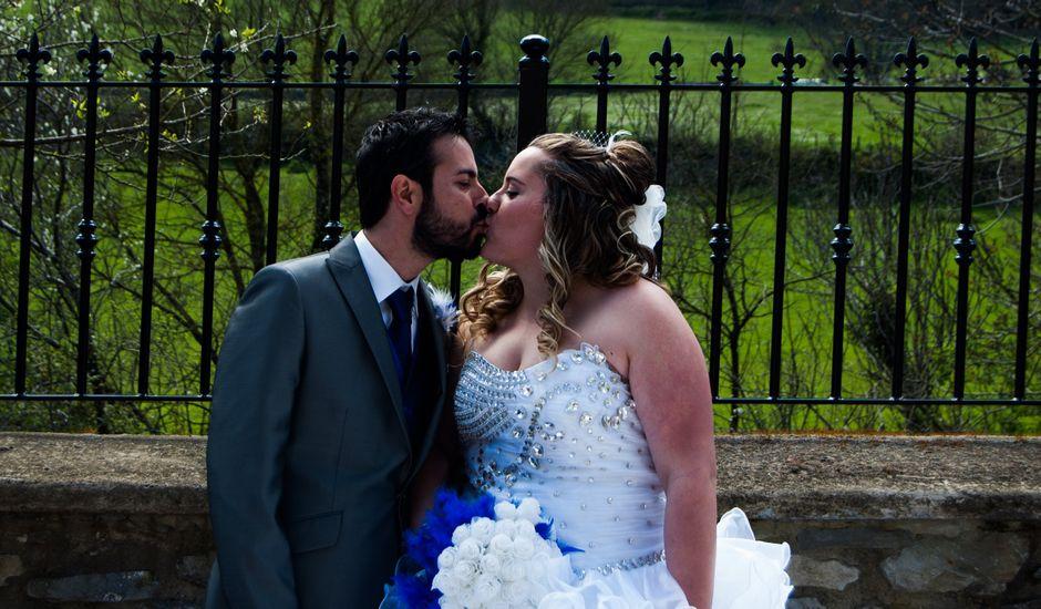 La boda de Joana y Iban en Salmanton, Álava