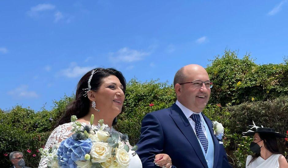 La boda de Isabel y Chisco en Guimar, Santa Cruz de Tenerife