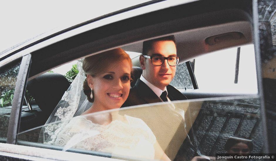 La boda de Miguel y Cande en Mengibar, Jaén