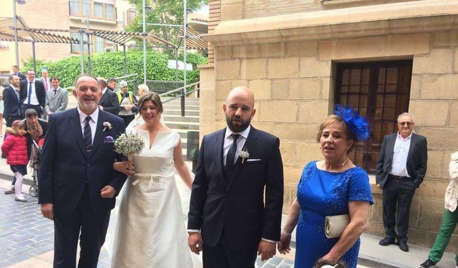 La boda de Miguel y Nuria en Alcañiz, Teruel