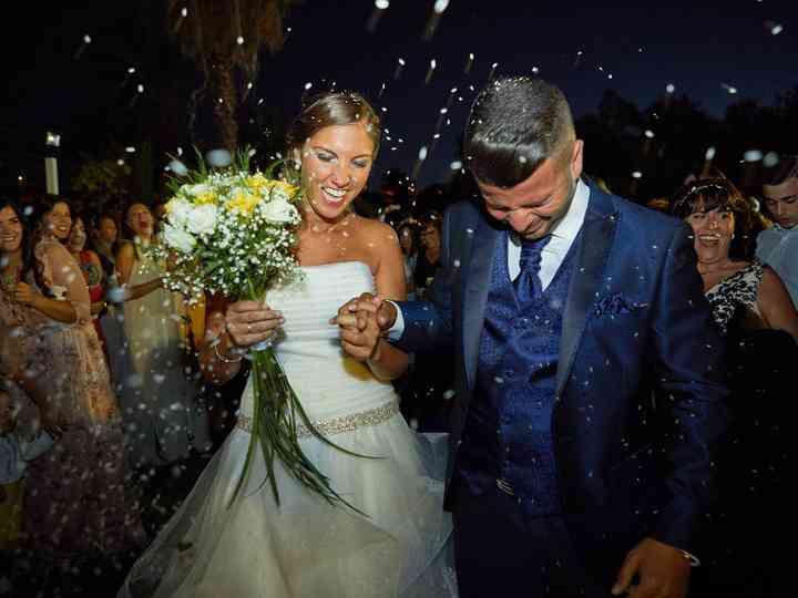 La boda de Myriam y Humberto