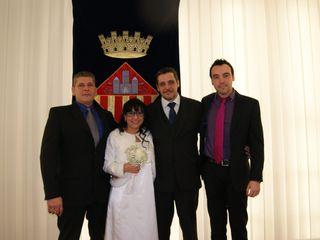 La boda de Albert y Merçe 3